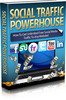 Thumbnail Social Traffic Power House with MRR