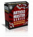 Hot Item!!! Article Master Series - BULK