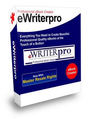 Product picture eWriterPro with MRR - HOT ITEM !!!!
