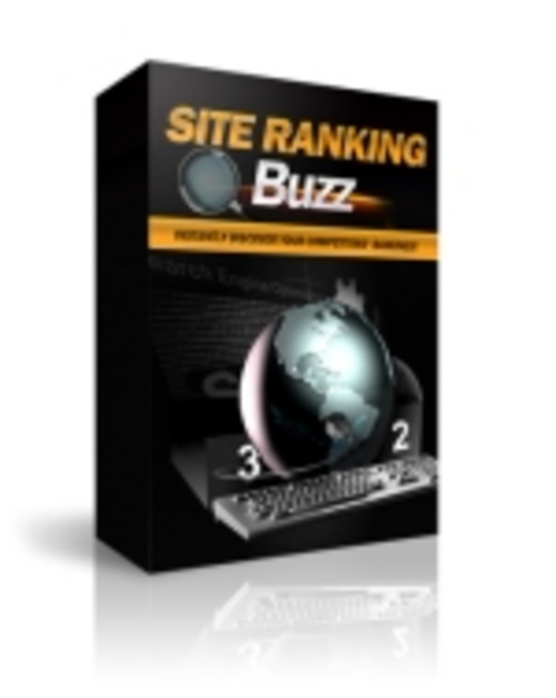 Product picture NEW ! Site Ranking Buzz with MRR