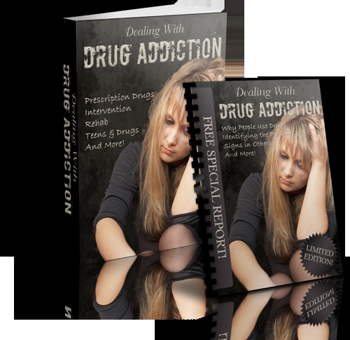 Product picture Dealing With Drug Addiction with PLR