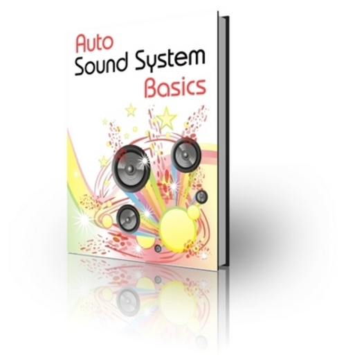 Product picture NEW ! Auto Sound System Basics with PLR