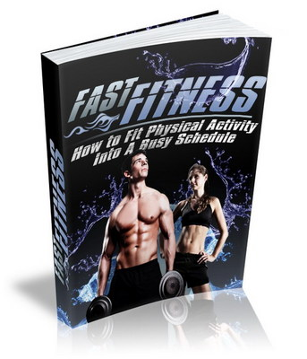 Product picture Fast Fitness with PLR