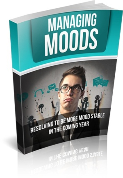 Product picture Managing Moods MRR Ebook