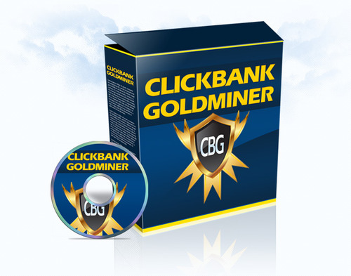 Product picture Clickbank Goldminer