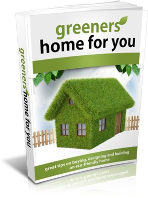 Product picture  Greener Homes For You