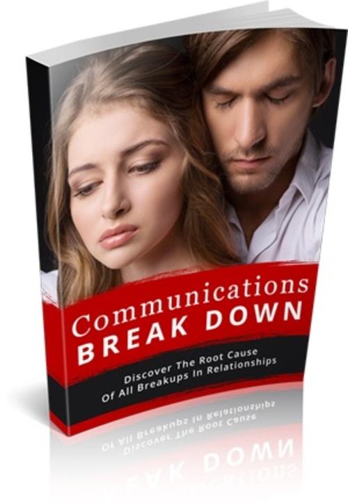 Product picture Communications Break Down - MRR