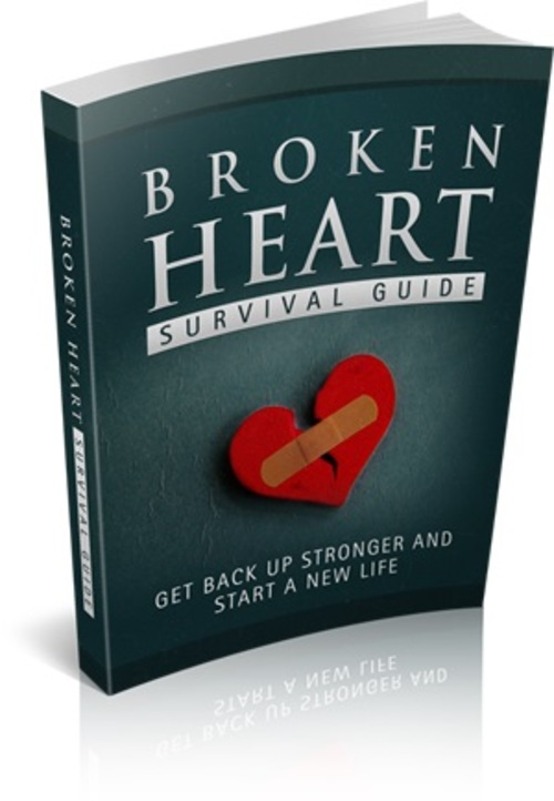Product picture Broken Heart Survival Guide - MRR